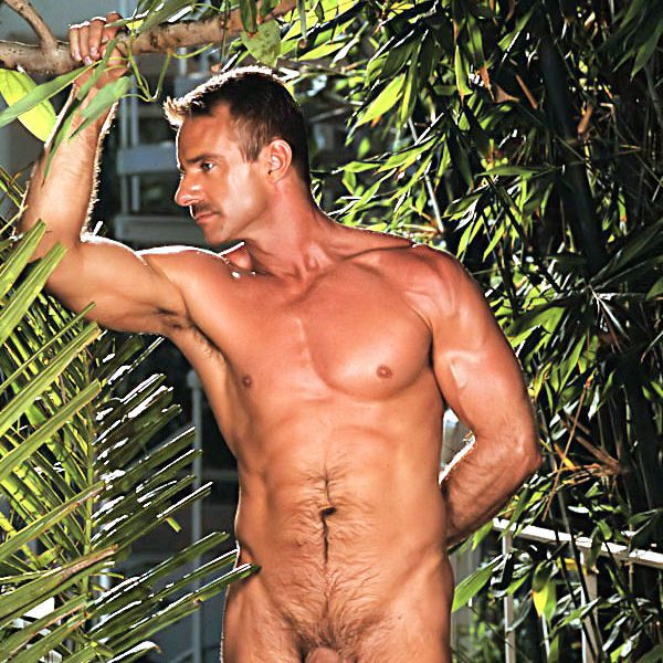 Naked As Adam: Chase Hunter   Daily Dudes @ Dude Dump