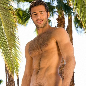 Naked As Adam: Dario Beck | Daily Dudes @ Dude Dump