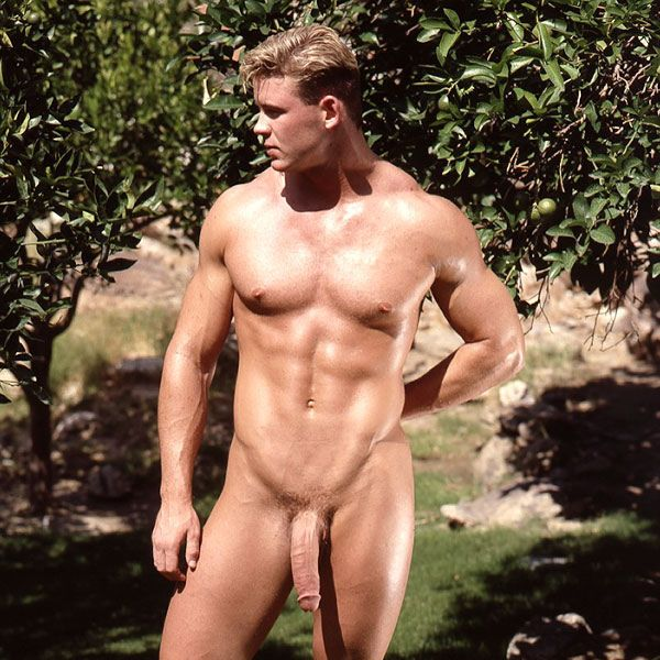 Naked As Adam: Ken Ryker | Daily Dudes @ Dude Dump
