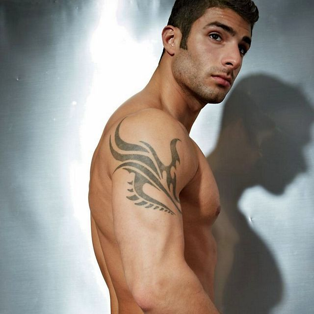 Naked As Adam: More Adam Ayash | Daily Dudes @ Dude Dump