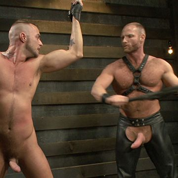 New Dom in the Dungeon | Daily Dudes @ Dude Dump