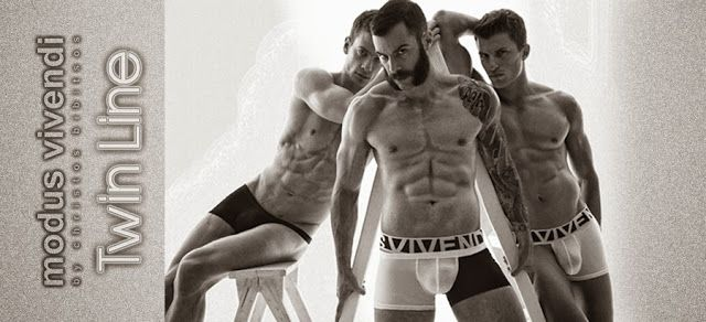 New underwear Line: Twin from Modus Vivendi | Daily Dudes @ Dude Dump