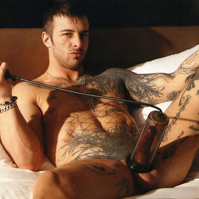Nick Hawk gets it up for Playgirl | Daily Dudes @ Dude Dump