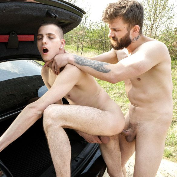 Nico raw-fucks Tim Law | Daily Dudes @ Dude Dump