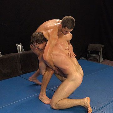 Nude Wrestling | Daily Dudes @ Dude Dump