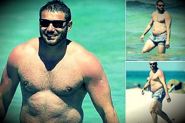 OH-NO! Ben Cohen is FAT! | Daily Dudes @ Dude Dump