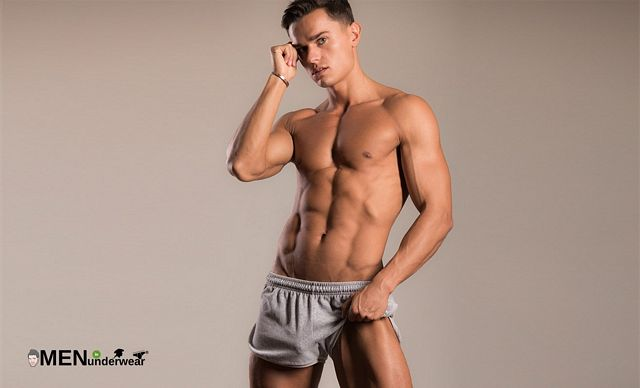 Oleksandre By Paul Van Der Linde  – Men In Underwe | Daily Dudes @ Dude Dump