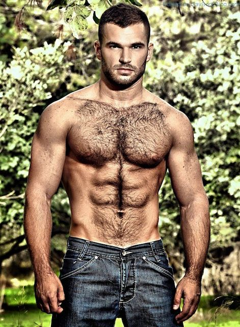 On The Cusp Of Becoming A Hunk Daddy – Almog Gab   Daily Dudes @ Dude Dump