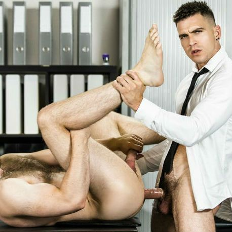 "Orson Deane and Paddy O'Brian in ""Power Dynami 