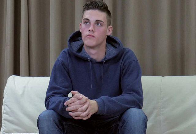 Owen Thompson, 19 year old frat boy | Daily Dudes @ Dude Dump