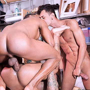 Packed In The Boxroom | Daily Dudes @ Dude Dump