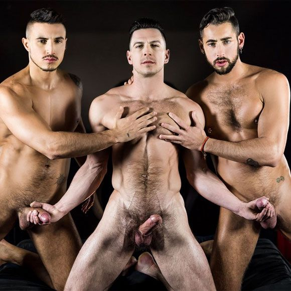 Paddy, Massimo and Klein | Daily Dudes @ Dude Dump