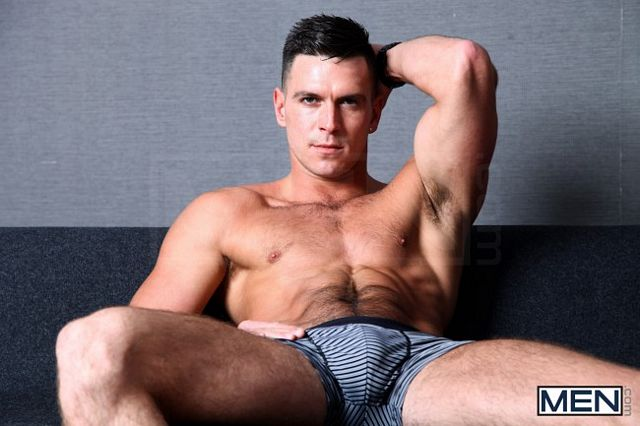 Paddy O'Brian Bottoms for First Time | Daily Dudes @ Dude Dump