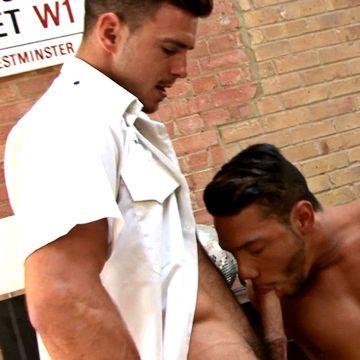 Paddy O'Brian does Brice Cruz | Male-Erotika.com | Daily Dudes @ Dude Dump