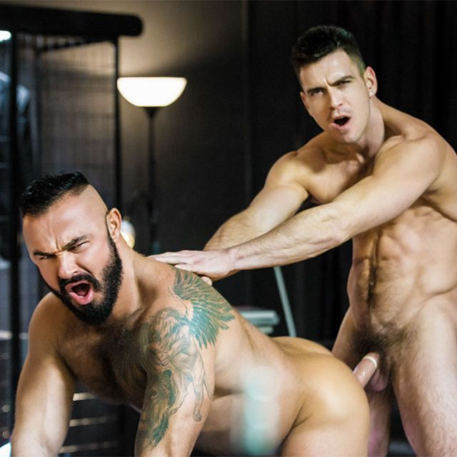 Paddy O'Brian & Jessy Ares   Daily Dudes @ Dude Dump