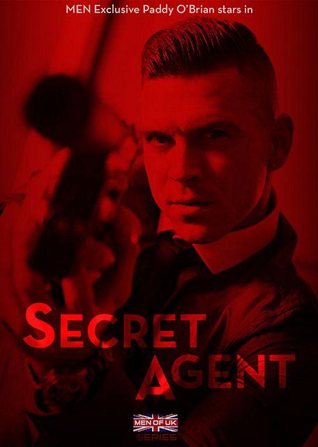 Paddy O'Brian & Tomas Brand – Secret Agent | Daily Dudes @ Dude Dump