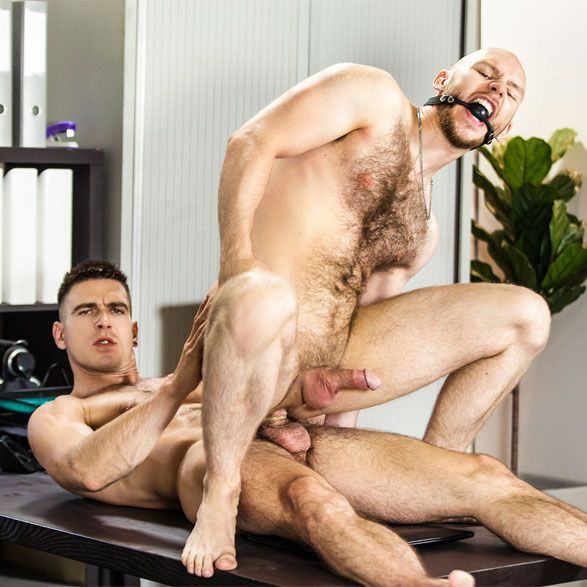 Paddy pounds Orson Deane | Daily Dudes @ Dude Dump