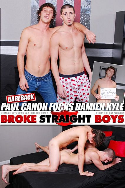 Paul Fucking Raw | Daily Dudes @ Dude Dump