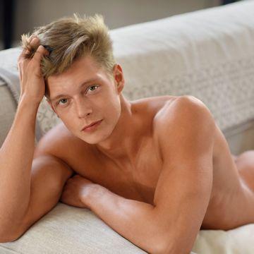 Peachy keen — Christian Lundgren | Daily Dudes @ Dude Dump