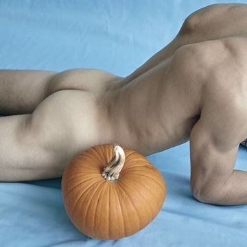Peachy keen — Happy Halloween! | Daily Dudes @ Dude Dump