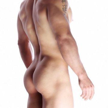 Peachy keen — Tight li'l jock butt | Daily Dudes @ Dude Dump