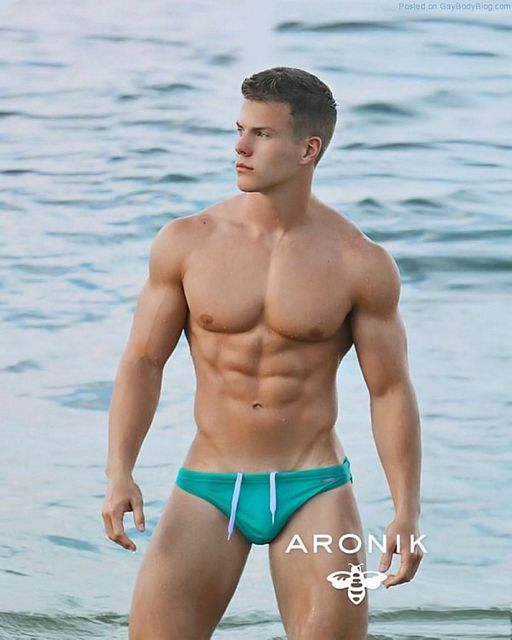 Perfect Jock Hunks For Aronik | Daily Dudes @ Dude Dump