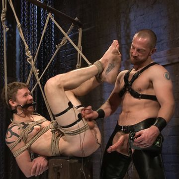 Perverted Leather Daddy | Daily Dudes @ Dude Dump