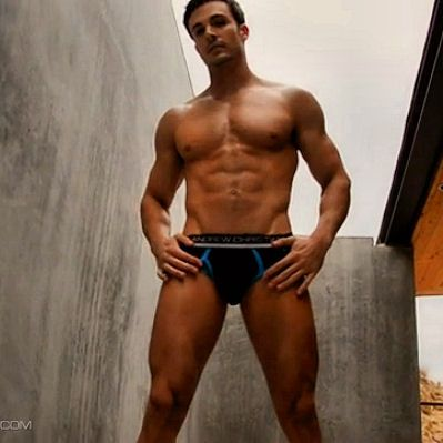 Phillip Fusco Uncovered | Daily Dudes @ Dude Dump