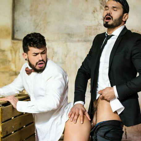 Pietro Duarte comforts Jean Franko | Daily Dudes @ Dude Dump