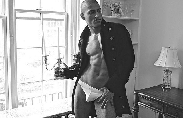 Piren Gallego By KJ Heath – Men In Underwear | Daily Dudes @ Dude Dump
