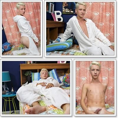 Playfull Blond   Barely Legal Guys and Gay Boys Po   Daily Dudes @ Dude Dump