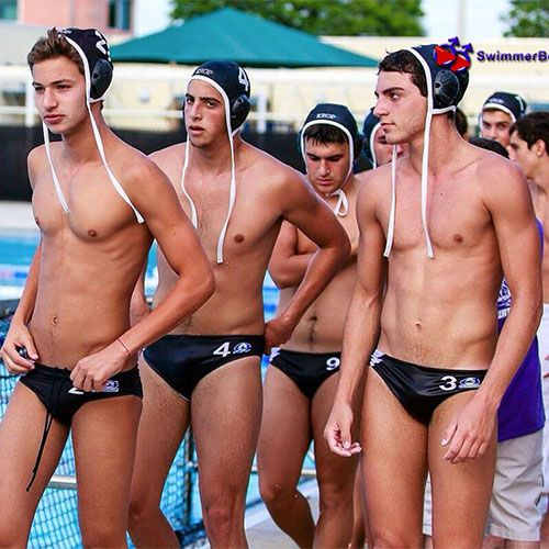 Pool Boys | Daily Dudes @ Dude Dump