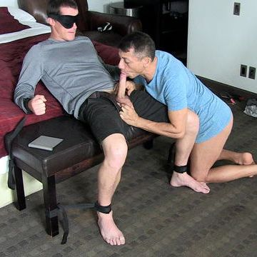 Porter's Restrained Anal   Daily Dudes @ Dude Dump