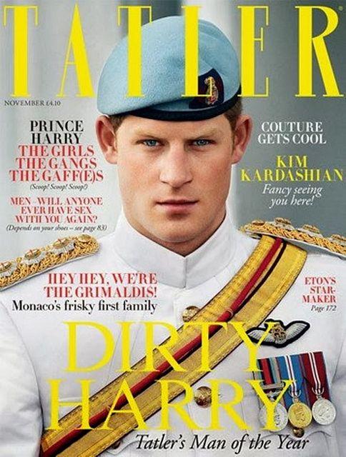 Prince Harry | Daily Dudes @ Dude Dump