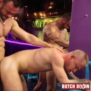 Punk Boy Taylor Scott Gets Hard Daddy Dick | Daily Dudes @ Dude Dump