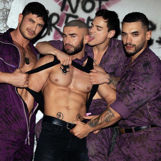 Purple Army Faction | Daily Dudes @ Dude Dump