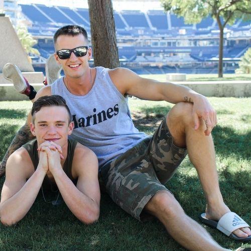 Quentin Gainz Drills Scott at ACTIVE DUTY | Daily Dudes @ Dude Dump