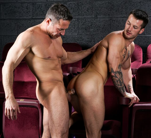 Quentin Gainz fucked by Dean Phoenix! | Daily Dudes @ Dude Dump