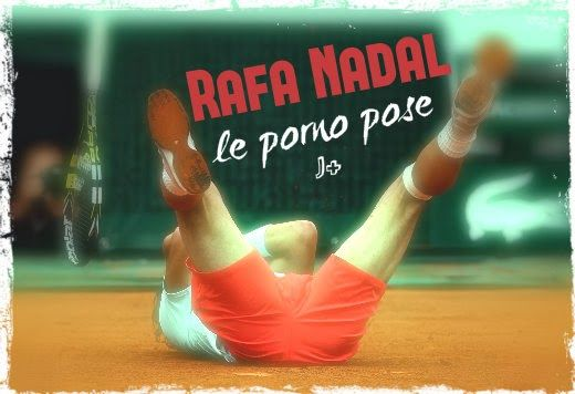 Rafa Nadal e le pose porno! – JHP+ | Daily Dudes @ Dude Dump