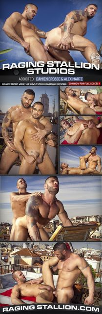 Raging Stallion set raided by police in Spain | Daily Dudes @ Dude Dump