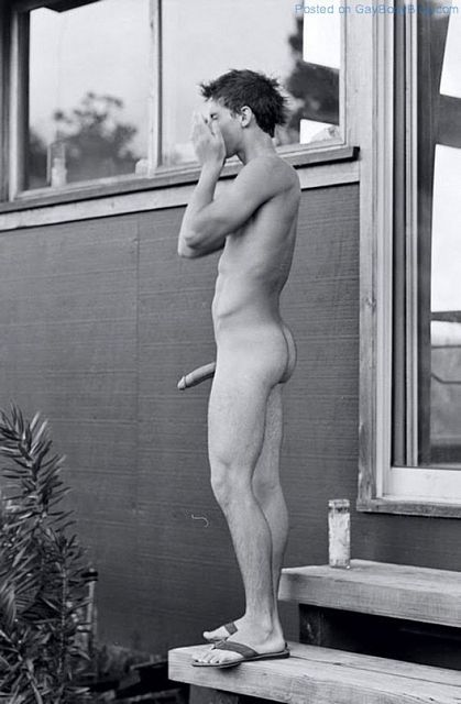 Random Naked Hunks Showing It All Off | Daily Dudes @ Dude Dump