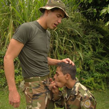 Raw Gay Army Sex With Uncut Latino Boys | Daily Dudes @ Dude Dump