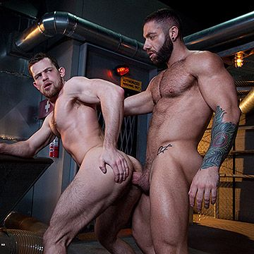 Raw Power – RagingStallion | Daily Dudes @ Dude Dump