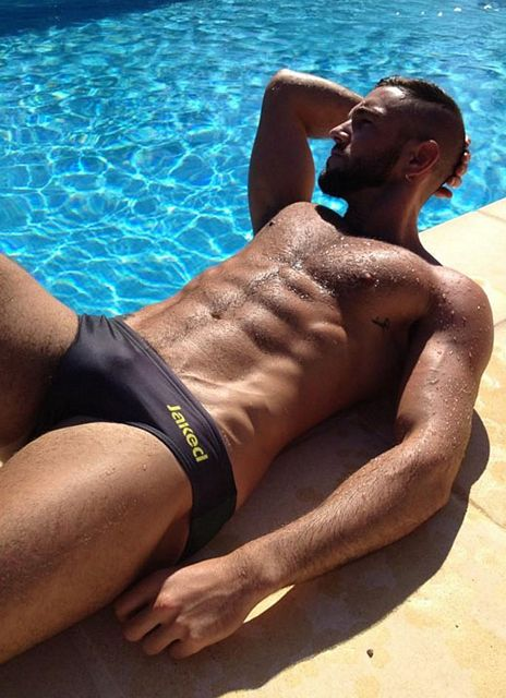 Real Mean Wear Speedos | Daily Dudes @ Dude Dump