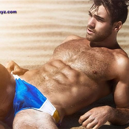 Real Speedo Man | Daily Dudes @ Dude Dump