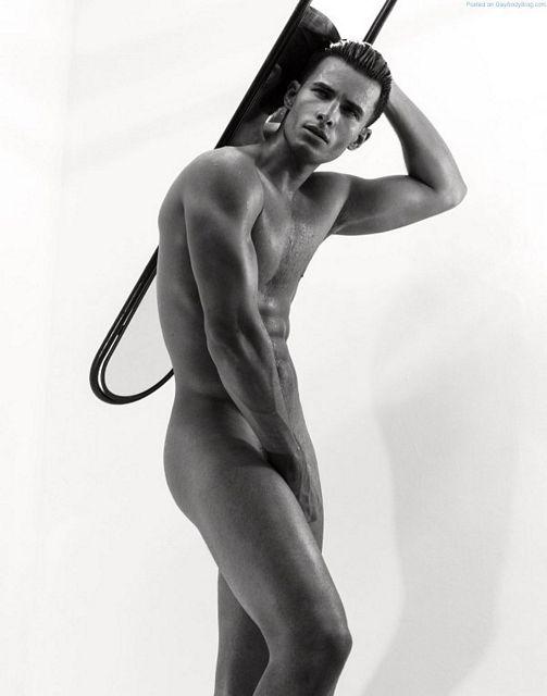 Renato Freitas Takes His Clothes Off | Daily Dudes @ Dude Dump