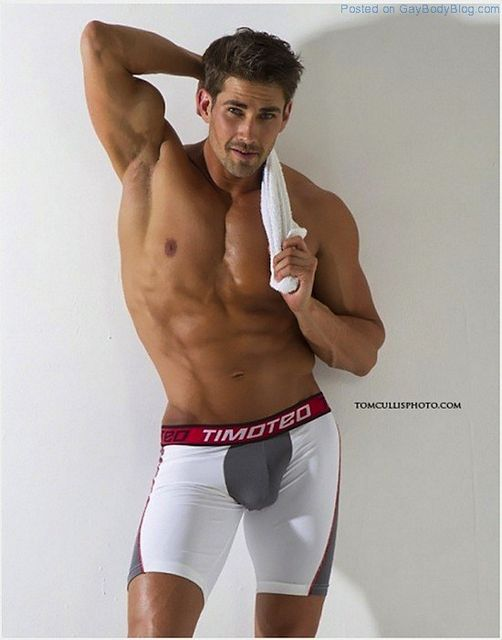 Revealing Bulges By Tom Cullis | Daily Dudes @ Dude Dump