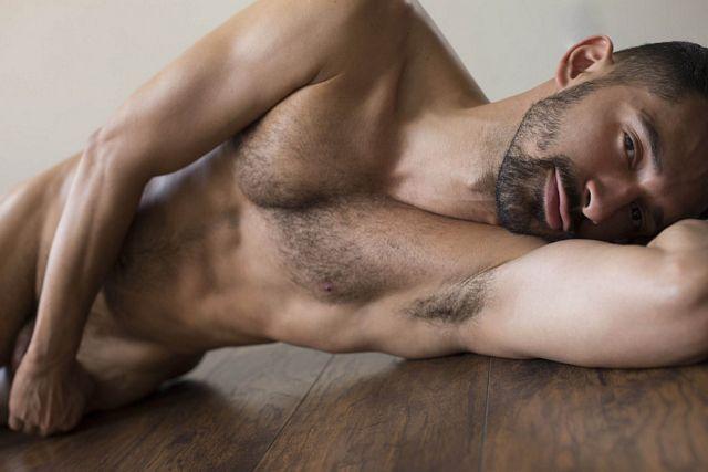 Ricardo Flores Photographed by Francisco Fernánde | Daily Dudes @ Dude Dump