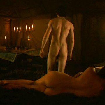 Richard Madden's naked butt | Daily Dudes @ Dude Dump
