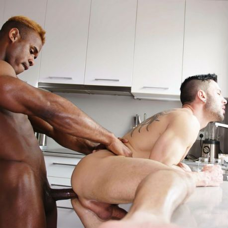 Ridder Rivera shows Andy Star how hard he can fuck   Daily Dudes @ Dude Dump